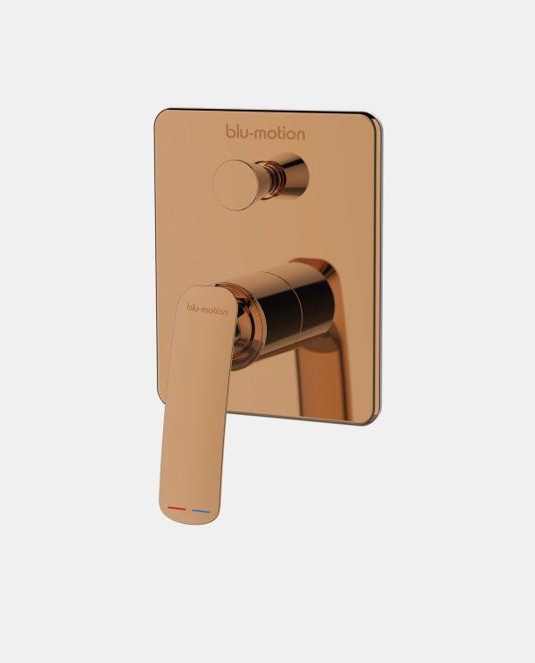 Rose Gold Shower Diverter - BM21668RS